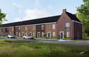 Sociale woningbouw in de wijk Bouverijen in Breda-Noord.