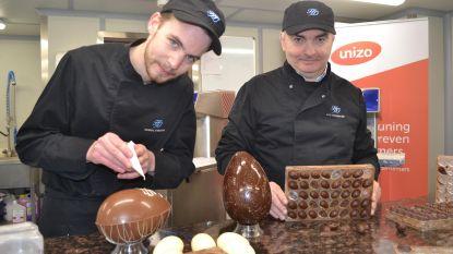 Chocolatier Hannes D'heedene verkozen tot West-Vlaamse Starter van 2016