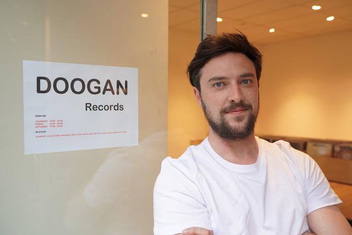 Darcy Kampers van Doogan Records