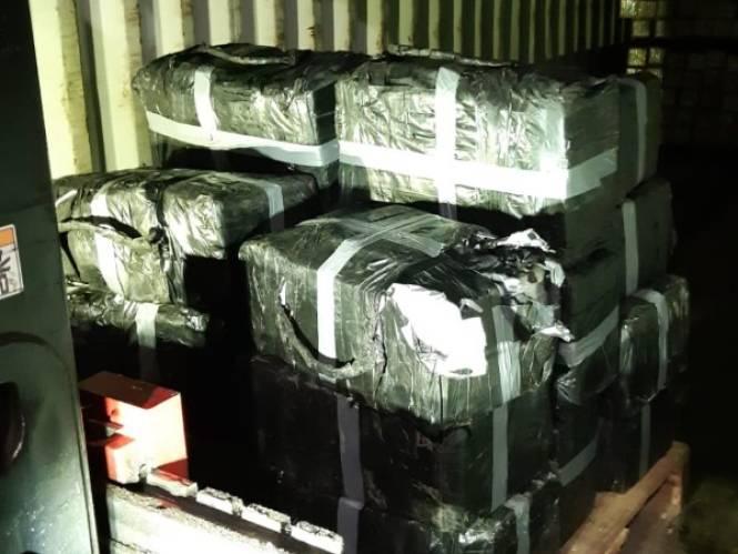 750 kilo 'spatzuivere' cocaïne gevonden op bedrijventerrein