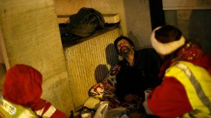 Ook Verviers arresteert daklozen die weigeren naar nachtopvang te gaan