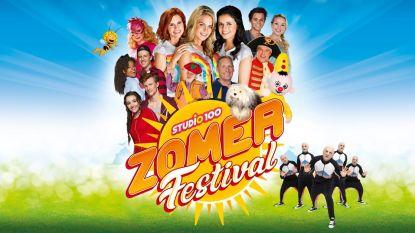 Studio 100 organiseert eerste 'Zomerfestival' in Boom