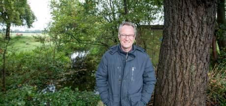 Archeoloog ontdekt contouren burcht bij Wesepe dankzij gortdroge zomer