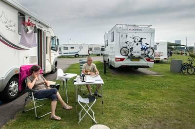 West-Brabant snakt naar extra camperplaatsen