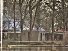 Paviljoen Doorwerth volledig uitgebrand, gespecialiseerd bedrijf komt asbest opruimen