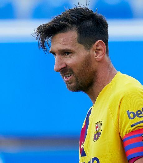 Chinese zender voedt Messi-geruchten in Milaan