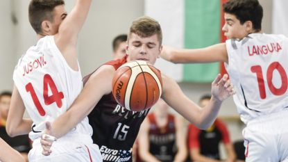 17-jarig toptalent uit het Belgische basketbal maakt transfer naar Barcelona