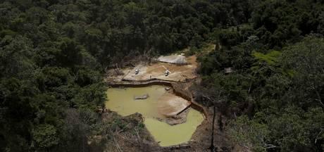 Brazilië trekt mijnvergunning voor Amazonewoud weer in