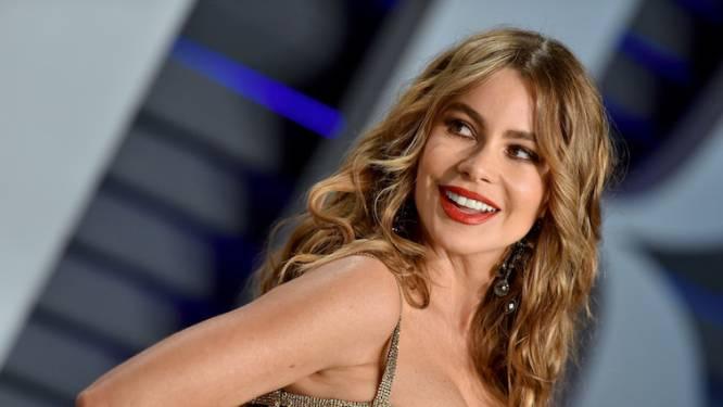 Sofia Vergara is de best betaalde actrice ter wereld, met dank aan corona
