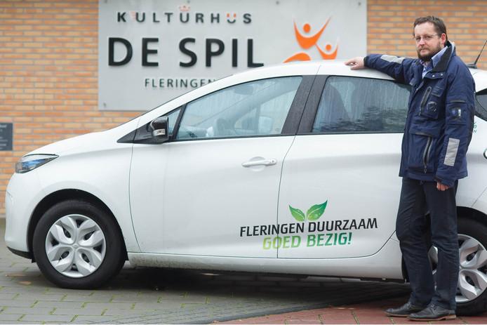 Elders rijden ook al deelauto's rond, zoals in Fleringen