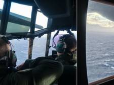 Mysterie rond vermiste duikboot groeit: leeg reddingsvlot en lichtkogels gespot