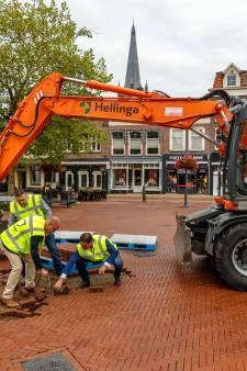 Centrummanager Steenwijk wacht lastige klus