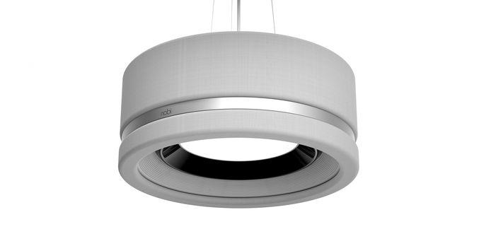 Met artificiële intelligentie detecteert de lamp wanneer een persoon valt, contacteert familie of de hulpdiensten en kan de deur openen voor hen.