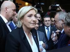 Presidentskandidate Le Pen weigert hoofddoekje bij bezoek Libanon