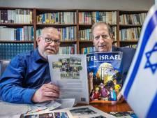 Onverwacht succes: 'Haagse' strip over Israël gaat hele wereld over