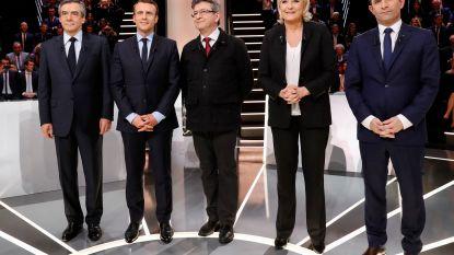 Campagnerekeningen van Macron en andere presidentskandidaten onder de loep