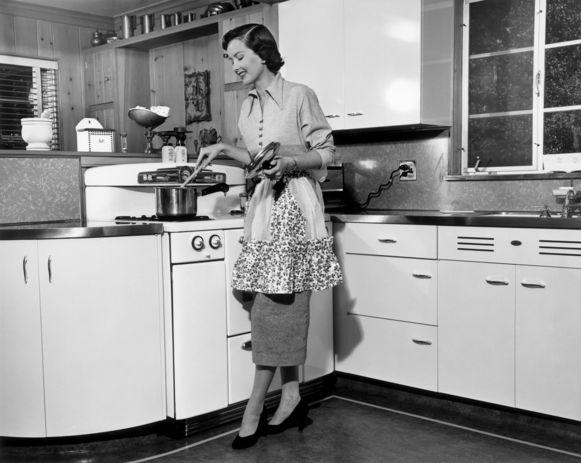 De Tradwive beweging baseert zich naar eigen zeggen op huisvrouwen tijdens de jaren 50.