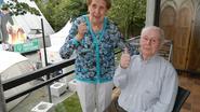 90 jaar en op eerste rij voor Herbakkersfestival