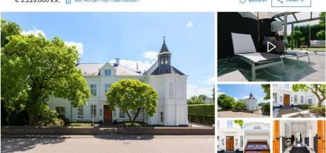 'Sekte-klooster' staat te koop, slachtoffer Hannelore hoopt dat ze nog één keertje binnen mag kijken