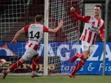 LIVE | TOP Oss begonnen aan Brabants onderonsje met Jong PSV