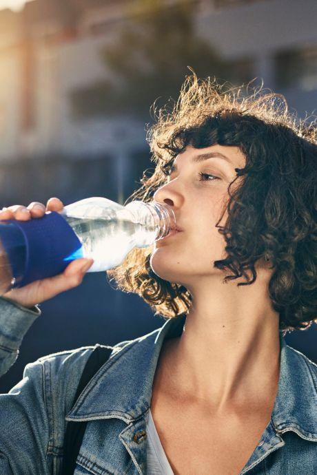 Quels sont les symptômes d'une déshydratation?