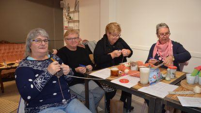 Ouderenweek goed ingezet met gezellig 'krosjeren' bij Bar Sajet