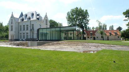 Kasteel Boterlaerhof verwelkomt straks eerste gasten na zware brand 4 jaar geleden