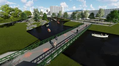 Bredase historie en voldoende recreatie in blauwdruk voor nieuw Seelig Park