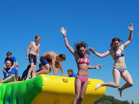 Aquapark Splash in Hellevoetsluis wordt deze zomer nóg groter