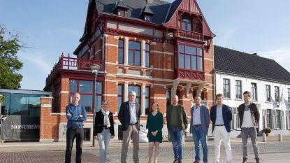 Historische gemeentehuis blinkt na renovatie als nooit tevoren, maar volksfeest valt in het water