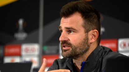 """Ivan Leko vol vertrouwen naar Salzburg, waar Club op piekfijne grasmat aantreedt: """"Vandaag is het Kerstmis"""""""