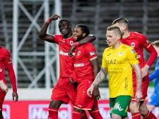 """Dieumerci Mbokani: """"L'Antwerp, c'est comme ma famille"""""""