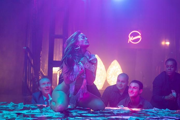Jennifer Lopez n'a pas l'habitude d'être aussi nue.