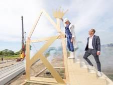 Nieuwbouwproject De Kroon op Kortgene van start