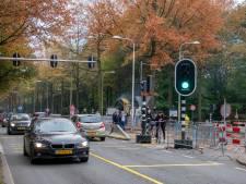 Werkzaamheden aan Baroniebaan Tilburg uitgesteld vanwege kou