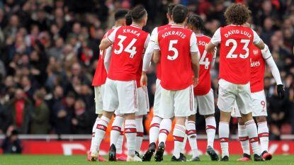 Wedstrijd Man City-Arsenal uitgesteld vanwege coronavirus: spelers Arsenal in zelfisolatie