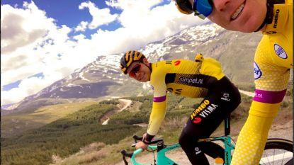 Van Aert bereidt Dauphiné voor op 2.200 meter hoogte