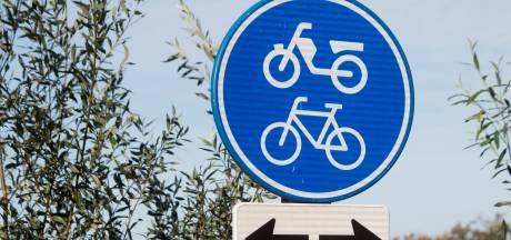 Onderzoek naar fietspad tussen Mill en Haps