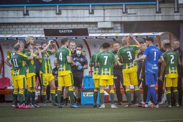 Vier Nieuwe Coronagevallen Bij Ado Den Haag Oefenduel Met Nac Afgelast Nederlands Voetbal Ad Nl