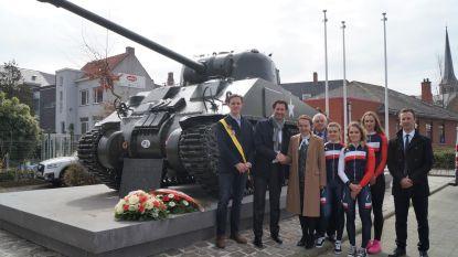 Poolse wielrensters komen generaal Maczek eren