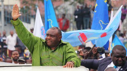 Terugkeer van Jean-Pierre Bemba naar Congo verloopt niet zonder incidenten: verscheidene keren bekogeld met stenen