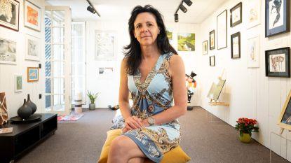 Lierse kunstenaars tonen werken in geschenkenwinkel Frann