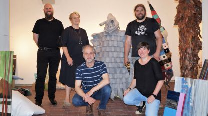 SASK stelt tentoon in eigen huis