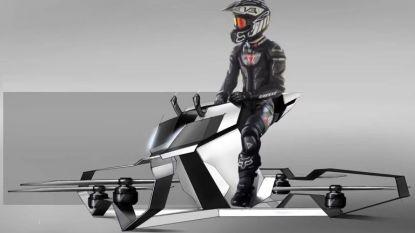 Politieagent crasht met bemande drone