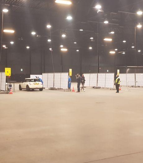 Geen Margriet Winterfair, maar acht teststraten in de Brabanthallen: 'Een immense operatie'