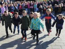 De Sprong in Koudekerke is Gezonde School: 'Je hoofd wordt weer fris door te bewegen'