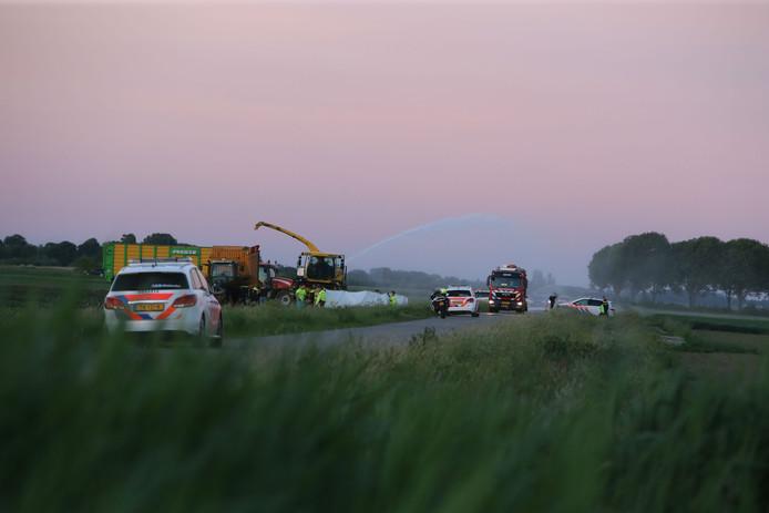 Ongeval Deelenweg Maren-Kessel