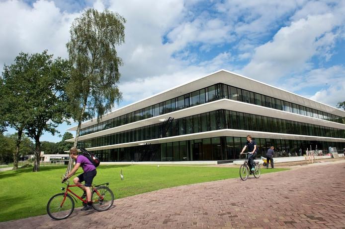Het nieuwe Grotiusgebouw op de Radboud Universiteit