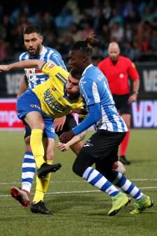 Weer gaat het mis in het slot voor FC Eindhoven: 'Weet niet wat ik moet zeggen'