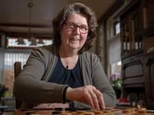 Annemieke Stunnenberg gokt bij NK dammen op strijdlust